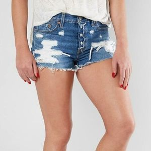 501 Levis Shorts